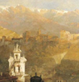 3ª Planta: El Paisaje, realidad y fantasía de Granada