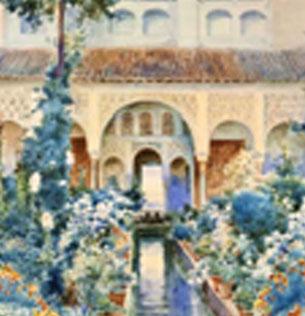 4ª Planta: La Alhambra, fortaleza y mansión
