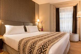 Grupo Hotusa incorpora dos nuevos establecimientos bajo la marca Exe Hotels en Madrid y Oporto