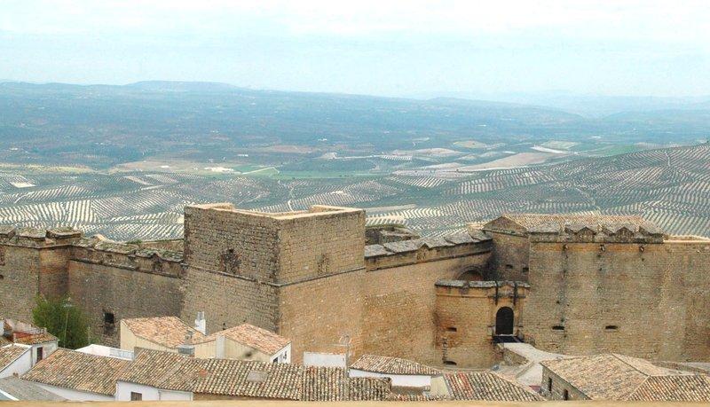 Todos los secretos del Castillo de Sabiote