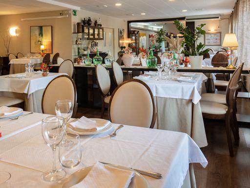 Restaurant a Caldes de Malavella