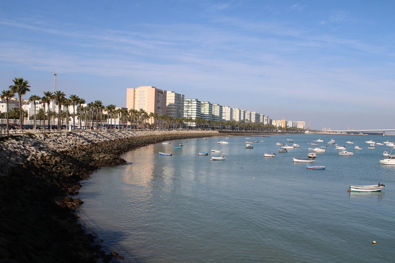 Un hotel bike-friendly en la bahía de Cádiz