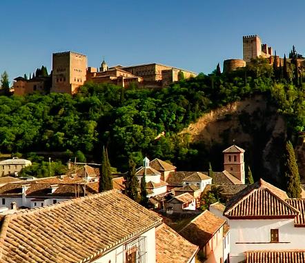 Hotel Puerta De Las Granadas En Granada Web Oficial