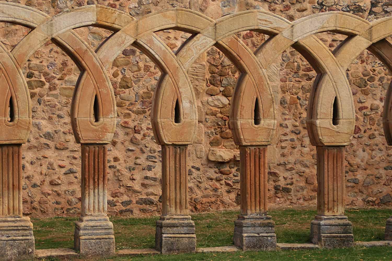 Monasterio de Los Arcos de San Juan de Duero
