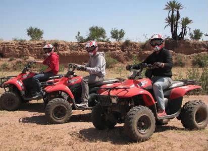 Location de quad