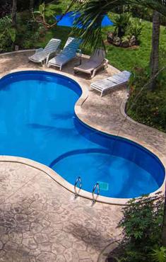 Nuestra <br/>piscina