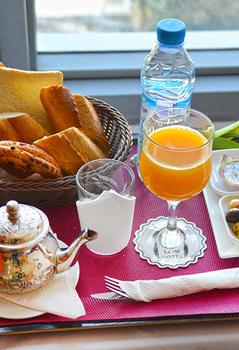 Desayuno<br/> continental