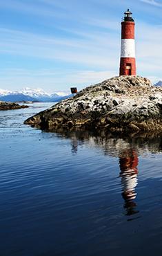 Visit <br/>Ushuaia