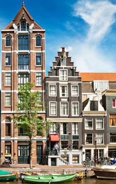 VISIT <br/>AMSTERDAM