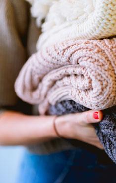 Servicio de lavandería/<br/>tintorería