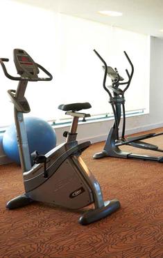 Sala de</br> fitness