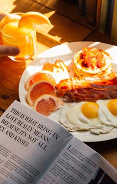 English<br>breakfast