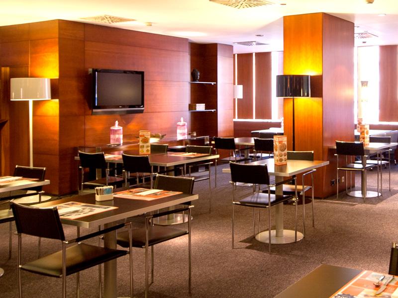 Hotel h2 castell n en castell n de la plana restaurantes for Cocinas castellon precios