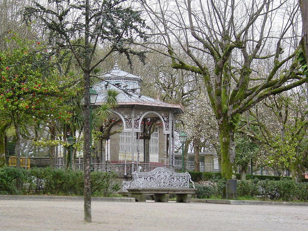 Espacios naturales Santiago de Compostela