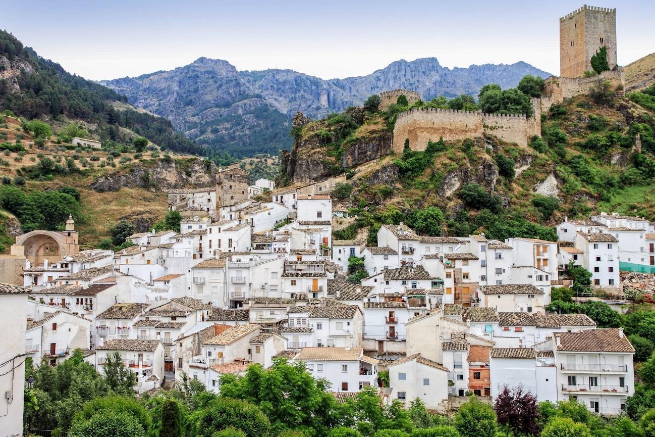 Pueblos con encanto cerca la Sierra de Cazorla