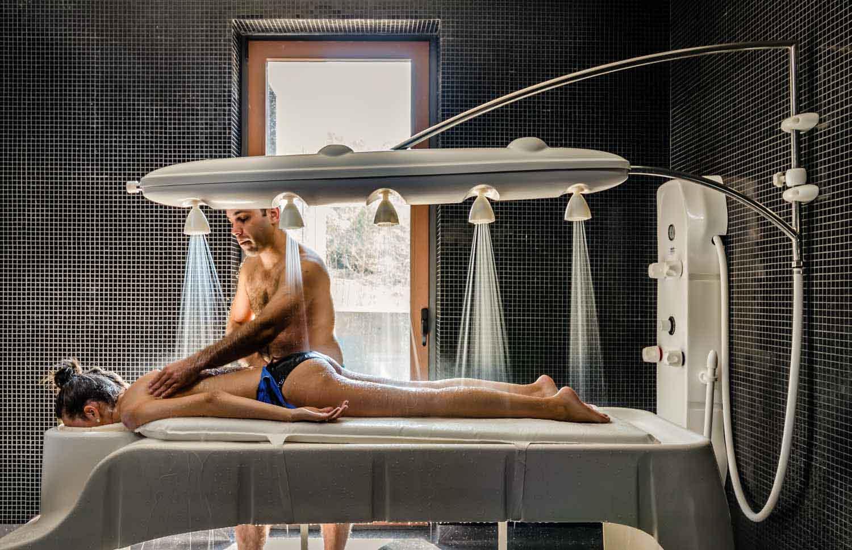 O melhor hotel com spa do mundo