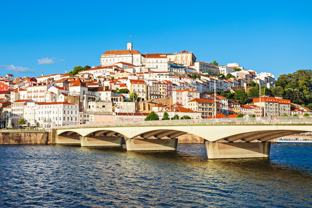 Coimbra: História viva de Portugal
