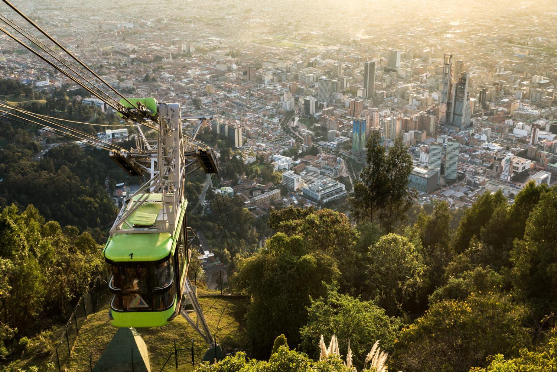 Las mejores vistas de Bogotá