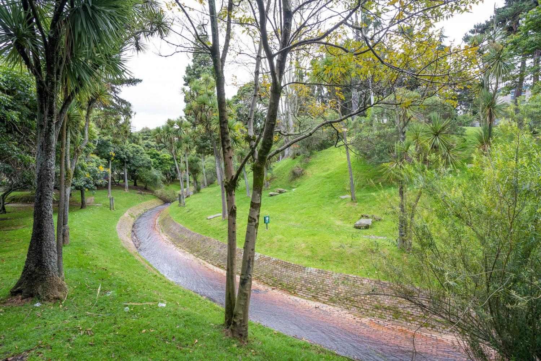 Parques y jardines de Bogotá