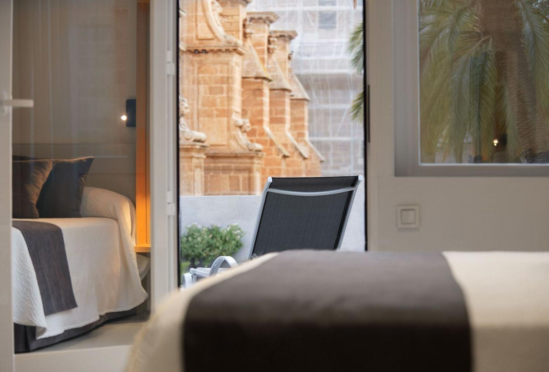 Hotel en el casco antiguo de Almería