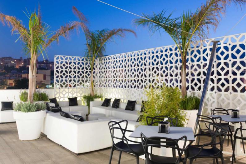 Los servicios exclusivos de un hotel sostenible y con encanto de Torremolinos