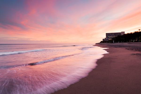 Las mejores playas en Torremolinos y alrededores