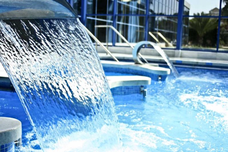 Disfruta de Aquaslava, el centro deportivo del Hotel Finca Eslava
