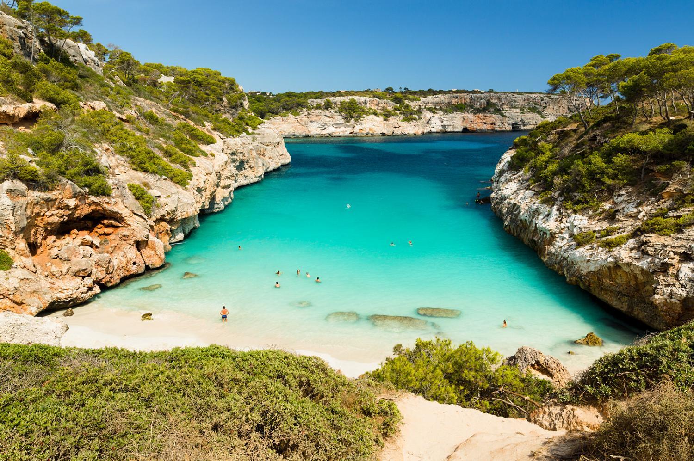 5 playas desconocidas de Mallorca