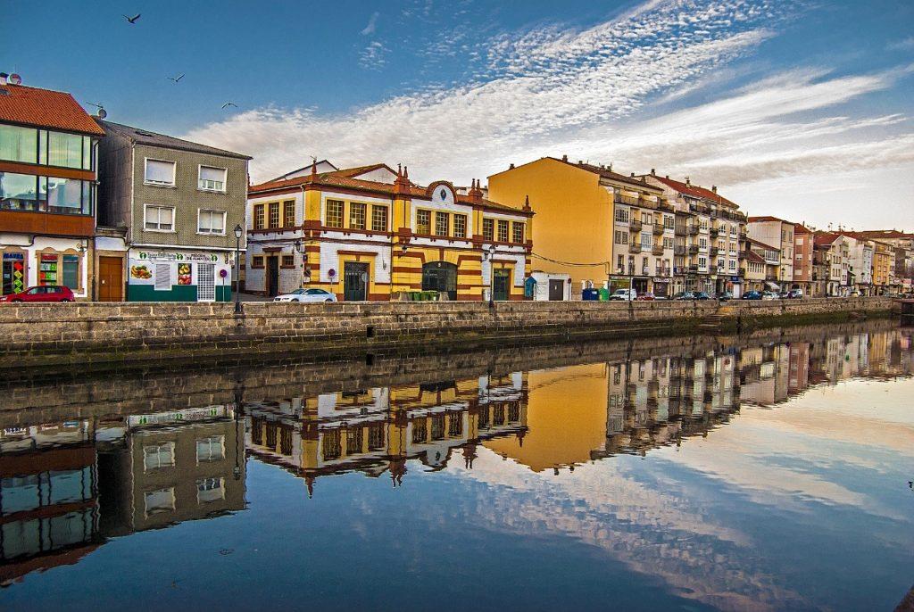 Pueblos con encanto cerca de Santiago de Compostela