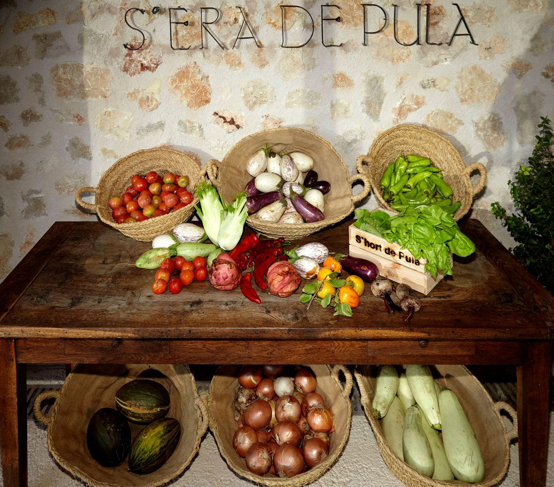 S'Era de Pula: vom Gemüsegarten auf den Tisch