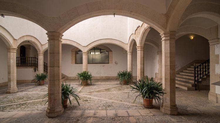 Ruta por los patios más bonitos de Palma de Mallorca