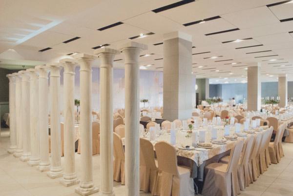 Salón Las Columnas