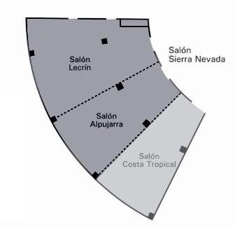 Salón Sierra Nevada - Alpujarra + Lecrín