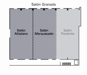Salón Granada - Altiplano + Marquesado
