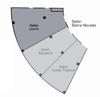 Salón Sierra Nevada - Lecrín