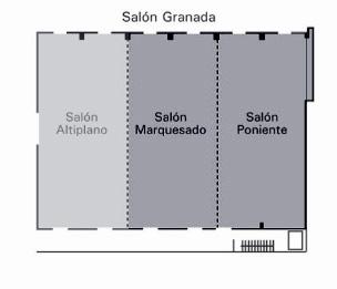 Salón Granada - Marquesado + Poniente
