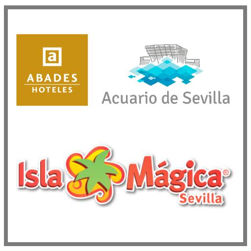 Hotel + Acuario de Sevilla + Isla Mágica