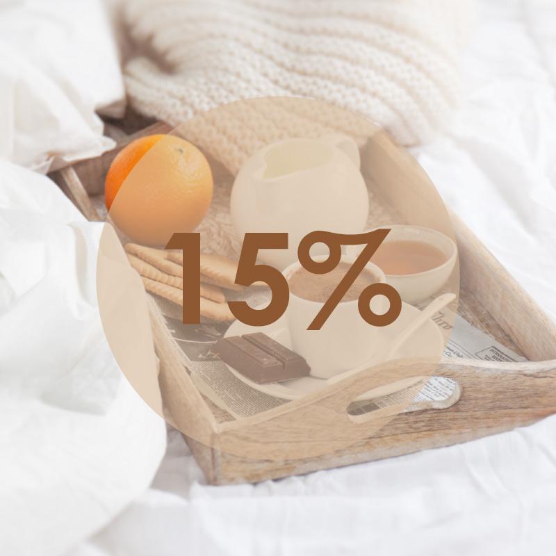 OFERTA RESERVA ANTICIPADA 12%