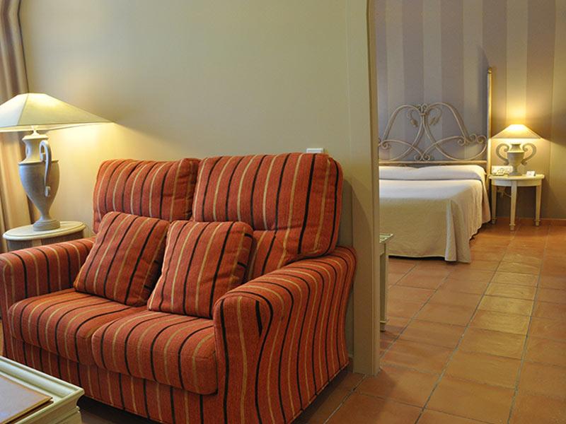 Rooms of Albor�n Algeciras Hotel