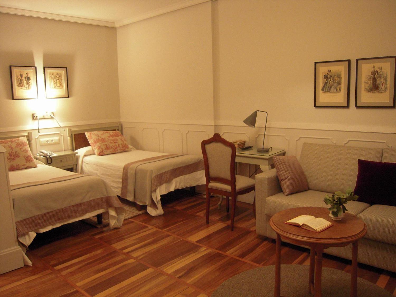 Hotel Alcazar Irun Centro Ciudad B&B