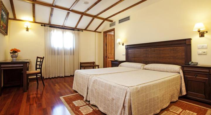 HABITACIÓN DOBLE  Hotel Finca Eslava