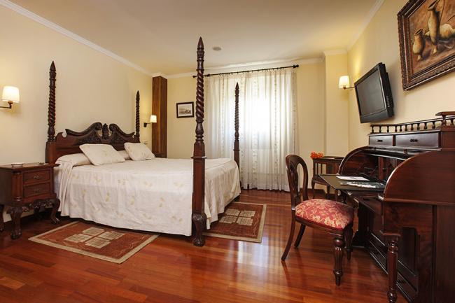 HABITACIÓN TRIPLE Hotel Finca Eslava