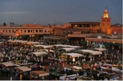 Djemma el Fna Market