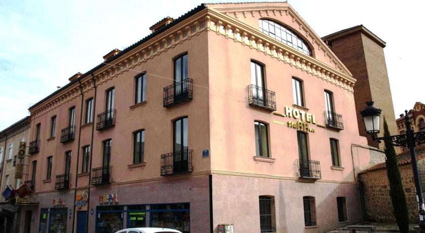 Hotel Mirador De Santa Ana