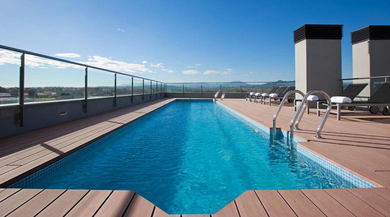 URH Girona Hotel