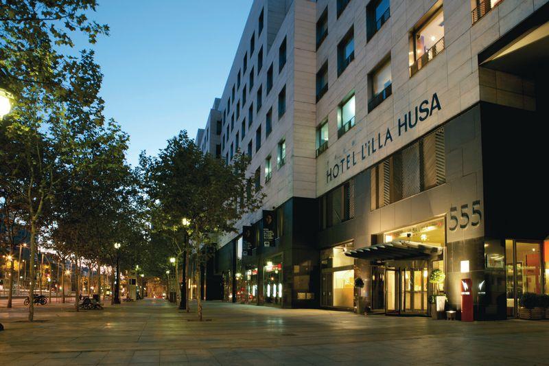 Hotel HUSA ILLA