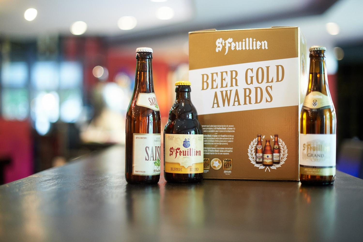 GOLDEN BEER PACKAGE