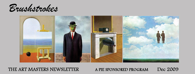 Magritte Museum Experience