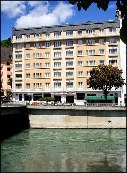 Hôtel Lourdes Notre Dame de la Sarte