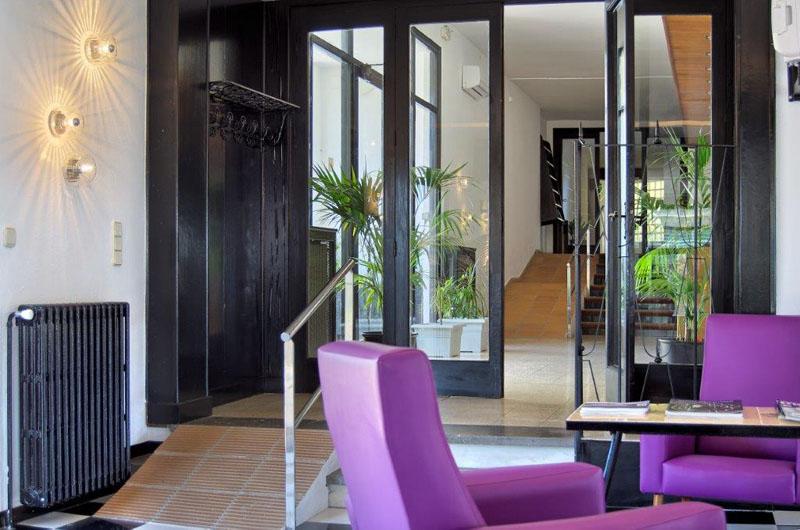 review of hotel eetu begur